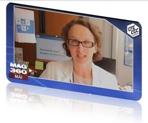 Interview de Marie-Laure BELAIR-DARGENT Chargée de mission handicap CFE-CGC