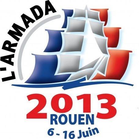 Logo de l'Armada 2013