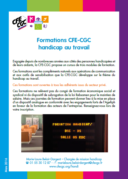 Plaquette formations 2016 (PDF - 1,4Mo)
