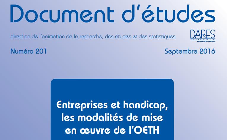 Document d'étude DARES (PDF - 1Mo)