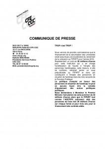 COMMUNIQUE DE PRESSE 30 janvier 2017-page-001