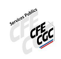 logo services publics cfe cgc